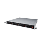 Buffalo TeraStation TS3420RN1604 NAS/storage server Rack (1U) Ethernet LAN Stainless steel AL214