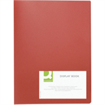 Q-CONNECT KF01250 Red folder