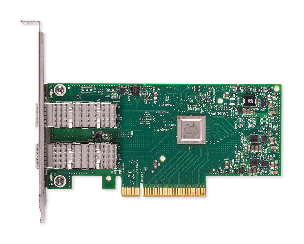 Mellanox Technologies MCX4121A-XCAT adaptador y tarjeta de red Fibra Interno