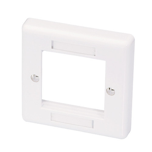 Lindy Wall dose 86x86mm UK White