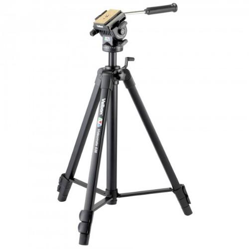 Velbon 16024 tripod Digital/film cameras 3 leg(s) Black