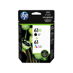 HP 61XL 6ml 8ml 480pages 330pages Black, Cyan, Magenta, Yellow ink cartridge