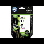 HP 61XL Original Black,Cyan,Magenta,Yellow