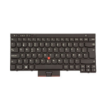 Lenovo 04W3120 Keyboard notebook spare part