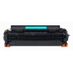 Delacamp CC531A-R compatible Toner cyan, 2.8K pages, 860gr (replaces HP 304A)