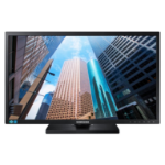 "Samsung S24E450B LED display 61 cm (24"") Full HD Black"