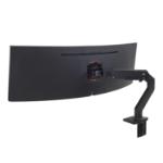 "Ergotron HX Series 45-647-224 monitor mount / stand 124.5 cm (49"") Clamp Black"