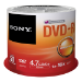 Sony Dvd-r  16x  spindle 50 pcs     supl