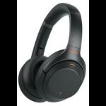 Sony WH-1000XM3 Circumaural Head-band Black