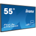 "iiyama LH5565S-B1 54.6"" LED Full HD Black public display"
