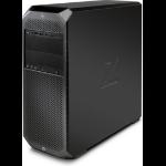 HP Z6 G4 Intel® Xeon® 4108 32 GB DDR4-SDRAM 256 GB SSD Tower Black Workstation Windows 10 Pro for Workstations