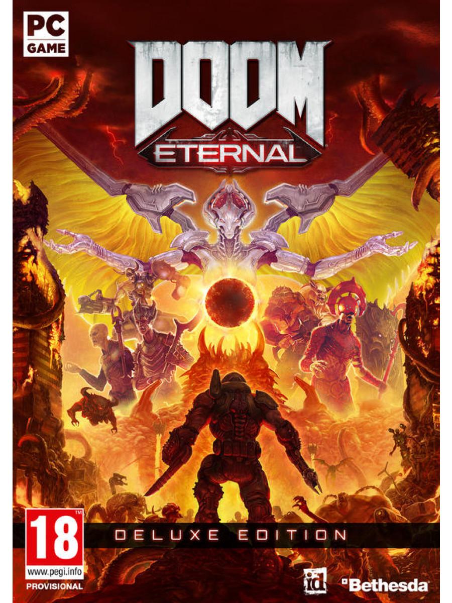 Nexway DOOM Eternal - Deluxe Edition, PC vídeo juego De lujo Inglés, Español