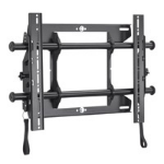 Chief FUSION Tilt Wall Mount Black