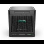 Hewlett Packard Enterprise ProLiant MicroServer Gen10 server 1.8 GHz AMD Opteron X3418 Ultra Micro Tower 200 W