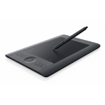 Wacom Intuos Pro S, DE & IT graphic tablet 5080 lpi 158 x 98 mm USB Black