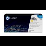 HP 650A Origineel Geel 1 stuk(s)