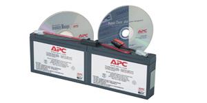 APC RBC18 UPS battery Sealed Lead Acid (VRLA)