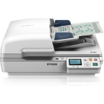 Epson WorkForce DS-7500N 1200 x 1200 DPI Flatbed & ADF scanner White A4