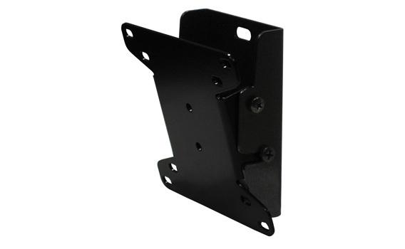 "Peerless TRT630 24"" Black flat panel wall mount"