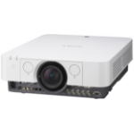 Sony VPL-FX35 data projector 5000 ANSI lumens LCD XGA (1024x768) Desktop projector Grey,White