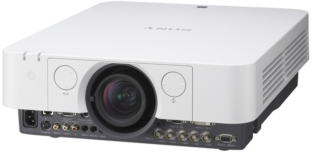 Sony VPL-FX35 Desktop projector 5000ANSI lumens LCD XGA (1024x768) Grey,White data projector
