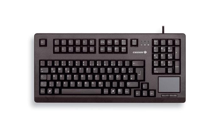 CHERRY TouchBoard G80-11900 USB QWERTY US English Black