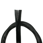 LogiLink KAB0006 cable sleeve Black
