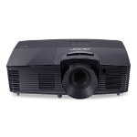 Acer Essential X115 Desktop projector 3300ANSI lumens DLP SVGA (800x600) Black data projector