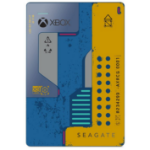 Seagate Game Drive STEA2000428 external hard drive 2000 GB Blue,Yellow