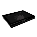 "Approx APPNBC06 15.6"" Black notebook cooling pad"