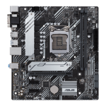 ASUS PRIME H510M-A/CSM motherboard Intel H510 LGA 1200 micro ATX