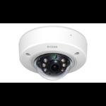 D-Link DCS-6212L IP security camera Outdoor Dome Black,White surveillance camera