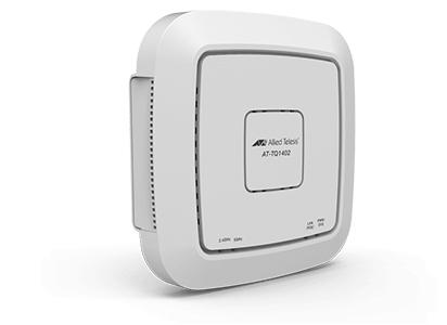 Allied Telesis AT-TQ1402-00 punto de acceso WLAN 1167 Mbit/s Energía sobre Ethernet (PoE) Blanco