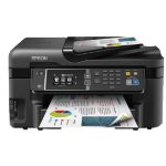 Epson WorkForce WF-3620DWF 4800 x 1200DPI Inkjet A4 19ppm Wi-Fi multifunctional