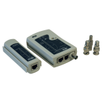 Tripp Lite Network Cable Continuity Tester for Cat5/Cat6, Phone and Coax Cable Assemblies