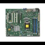 Supermicro X11SSA-F server/workstation motherboard Intel® C236 LGA 1151 (Socket H4) ATX
