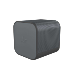 KitSound BoomCube 3 W Stereo portable speaker Grey