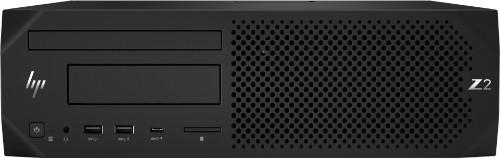 HP Z2 Small Form Factor G4 Workstation 8th gen Intel® Core™ i7 i7-8700 16 GB DDR4-SDRAM 256 GB SSD SFF Black Windows 10 Pro