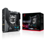 ASUS ROG STRIX Z490-I GAMING Intel Z490 LGA 1200 mini ITX