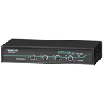 Black Box ServSwitch EC KVM switch Rack mounting