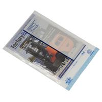 PostSafe Light-Weight Env 165x230mm Clear PK100