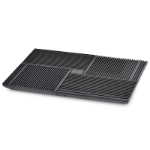 "DeepCool Multi Core X8 17"" Black notebook cooling pad"