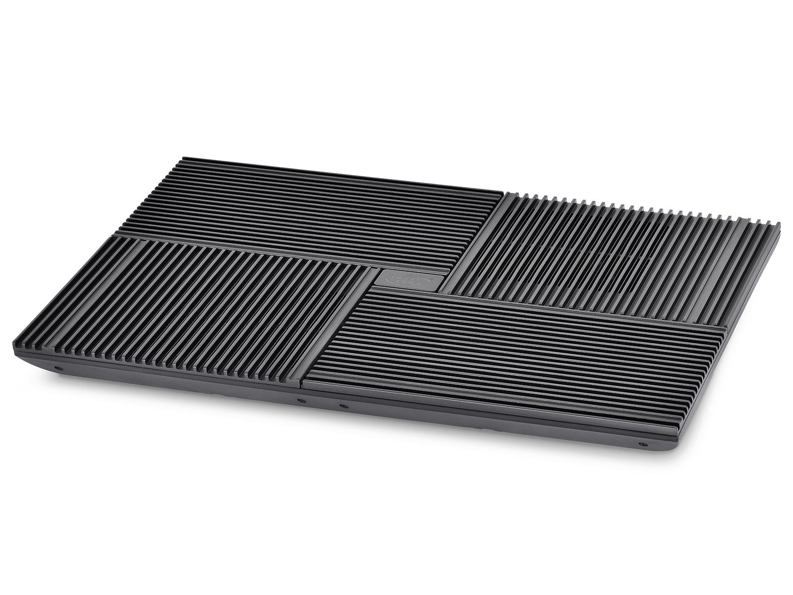 "DeepCool Multi Core X8 17"" Black notebook cooling pad"