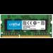 Crucial 4GB DDR3-1333 SO-DIMM CL9 4GB DDR3 1333MHz memory module