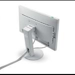 "Fujitsu P24-8 TE Pro 23.8"" Full HD LED Matt Flat White computer monitor"