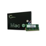 G.SKILL DDR3-1333 Mac SODIMM 4GB [SQ] FA-10666CL9S-4GBSQ