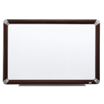 3M P4836FMY White dry erase board