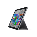 Microsoft Surface Pro 3 500GB Silver tablet