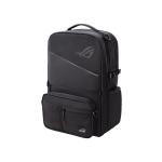 ASUS ROG Ranger BP3703 Core backpack Black Polyester, Thermoplastic polyurethane (TPU)