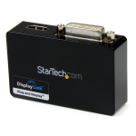 StarTech.com USB 3.0 to HDMI / DVI Adapter - 2048x1152